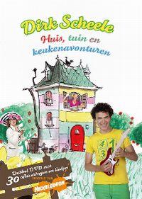 Cover Dirk Scheele - Huis, tuin en keukenliedjes [DVD]